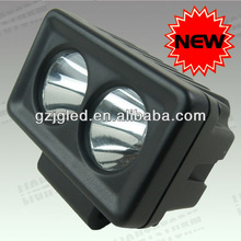 20W Cree LED Work Lights, auto led lighting lamp for off road car daytime running, factory made led light for car used