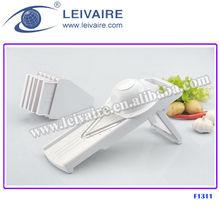 V blade Mandolim slicer;v slicer as seen on tv;vegetabl slicer