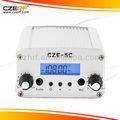 Cze-5c 5w fm transmissor fm amplificador de transmissão