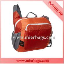 Nylon shoulder bag for laptop