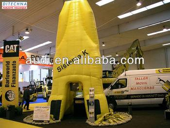 inflatable custom tent/custom product inflatable replica