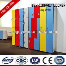 phenolic locker hpl locker z shape lockers