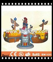 Top quality ship kids carousel