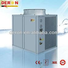 Deron solar air source/air to water heating pump generator/water heater-hot water/heating for hotel,hospital etc.(CE,EN14511)