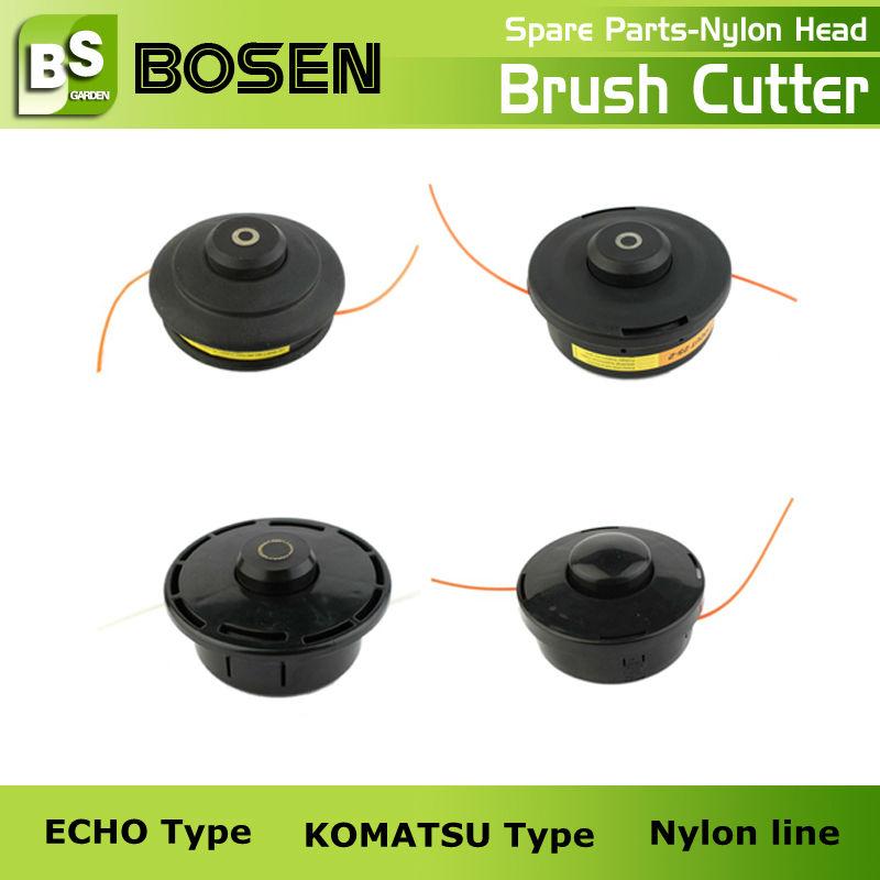2 Storke/4 Stroke Gas Grass Trimmer Nylon Blade KOMATSU/ECHO Type of Grass Trimmer Spare Parts