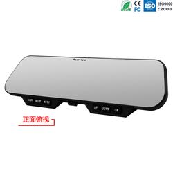 IR night vision 1080p bluetooth handsfree dvr car mirror recorder