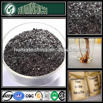 Potassium(K2O) humic acid Fulvic Shiny Flakes Price
