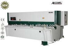 High cost performance CNC pendulum sheet shearing machine for HOT SALE