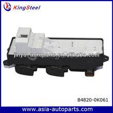 Car Power Window Regulator Master Switch 84820-0K061 for TOYOTA FORTUNER/HILUX
