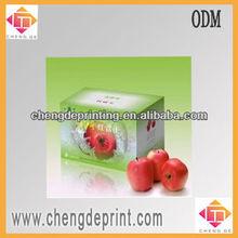 fruit box.fruit carton box apples