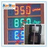 Yellow Digital Led Gas Price Station For outdoor
