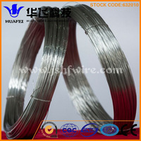 AISI 316 0.79mm stainless steel wire no magnetic for general purpose