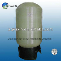 fiberglass reinforced plastic (frp) tank for fish water filteration