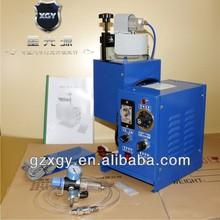 Car retrofit sealant/glue processing machine