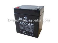 lead acid vrla battery 12V 5AH camping car battery