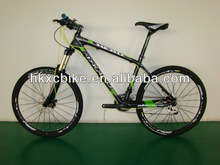2013 oem inexpensive HERO 26 mtb carbon bike 20 speed X5 groupset inner cable