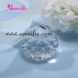A0635 Wholesale Wedding Favors Diamond Crystal Place card holder