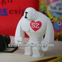 shenzhen plastic blank toys;creative blank plastic toys