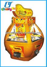 CY-AM08 amusement parking ticket machine -Gold Fort