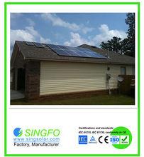 high efficiency A-grade 240W solar panels in pakistan karachi with ce tuv certificates