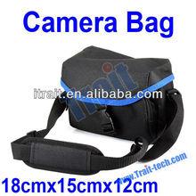 Portable Universal Leather Camera Bag