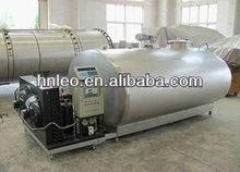 stainless steel 304 horizontal milk cooling tank