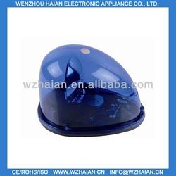 Rotating Beacon - Blue Lens