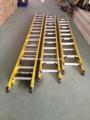 frp escalera loft escalera de atico con sgs aprobado