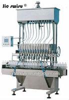 Wuhan hot sale anti freeze liquid filling machine