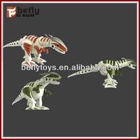 B/O two-headed dragon toys battery operated dinosaur toys