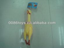 42 cm Roto PVC Screaming Chicken