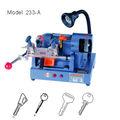 chave que faz a máquina de duplicação de chave de máquina de corte modelo 233a chave máquina de corte com o cortador externo