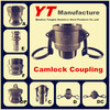 water meter coupling pipe fitting/quick connecting tube fitting straight/fitting union camlock