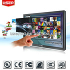 17'' touch screen all-in-one PC