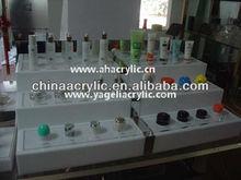 acrylic makeup display stand,acrylic custom makeup display