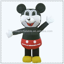 Inflatable cartoon 2m inflatable mickey mouse