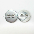 15MM/24L 2 holes trocas shell buttons with eyelet