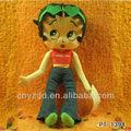 betty boop real mini muñeca de amor