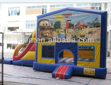 cheap inflatable slide combo NC009