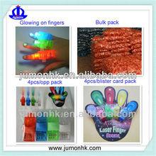 0.05/0.1USD 4 Color Led Finger