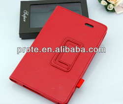 7 inch leather case for Asus Memo Pad ME172V