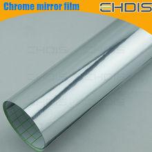 Film d'emballage de chrome peinture de voiture film de protection et aux rayures