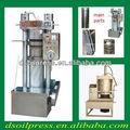 Baratos pequeño automático hidráulico de aceite de oliva de la máquina de la prensa/de oliva expulsor del aceite