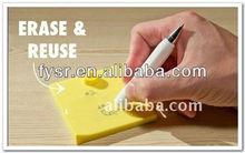silicone memo pad with pen/ silicon memo pad +silicone pen