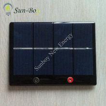 SBE12895 2V 600mA Custom Solar Cell with Connector
