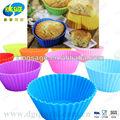 clásico de la ronda o torta de jabón del molde de silicona