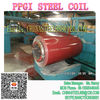 PPGI Coloured Metal Roofing Steel Coils Factory