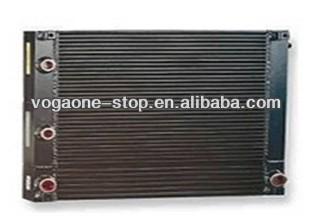 intercambiador de calor del radiador refrigerador de agua deingersoll rand compresor de aire piezas 23699994
