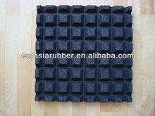 outdoor rubber basketball court tile