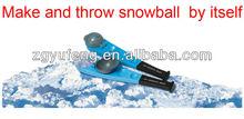 Snowball Slinger Snow Trace Ball snowball thrower Sno-Ball SNOWBALL LAUNCHER